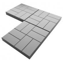 Тротуарная плитка 400х400